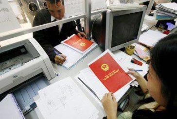 Dịch vụ làm lại sổ đỏ bị mất tại Nghệ An