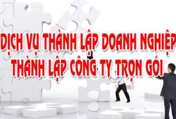 Dịch vụ thành lập công ty tại Hà Tĩnh