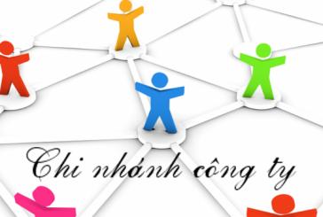 Thành lập chi nhánh công ty tại Nghệ An.