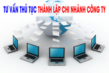 Thủ tục thành lập chi nhánh công ty nước ngoài tại Việt Nam