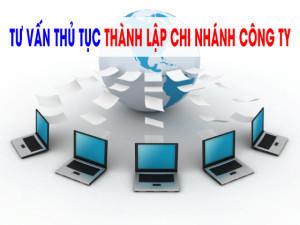 Tư vấn thủ tục thành lập chi nhánh công ty nước ngoài tại Việt Nam