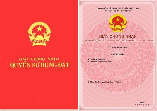 Dịch vụ làm thủ tục mua bán giấy chứng nhận quyền sử dụng đất tại Nghệ An