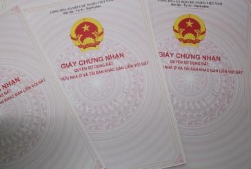 Thủ tục cấp lại Giấy chứng nhận quyền sử dụng đất tại Nghệ An