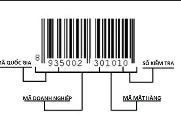 Thủ tục cấp mã vạch cho sản phẩm sản xuất tại Nghệ An