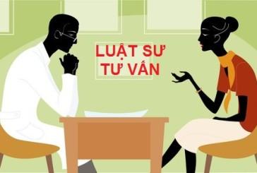 Luật sư doanh nghiệp giỏi tại Nghệ An