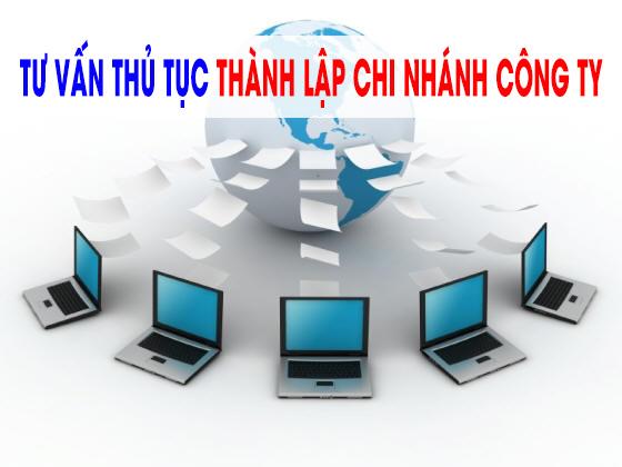 Mẫu quyết định thành lập chi nhánh công ty tại Nghệ An