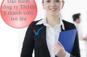 Đặc điểm công ty TNHH 2 thành viên tại Nghệ An