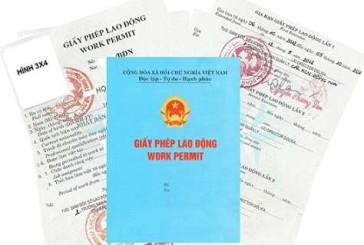 Hồ sơ cấp giấy phép lao động tại Nghệ An