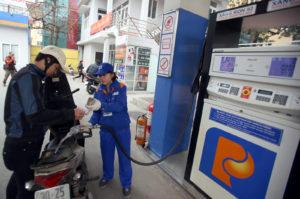 Hoạt động cây xăng dầu tại Nghệ An