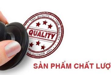 Đăng ký tiêu chuẩn chất lượng sản phẩm tại Nghệ An