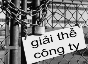 Giải thể công ty tại Nghệ An