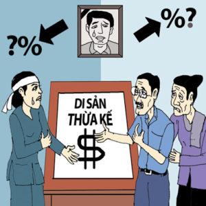 Thủ tục khởi kiện chia thừa kế tại Nghệ An