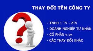 Dịch vụ tư vấn thay đổi tên công ty tại Nghệ An