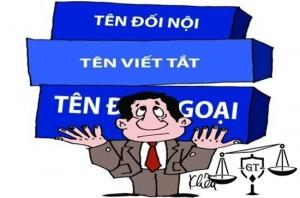 Tư vấn thủ tục thay đổi tên công ty tại Nghệ An