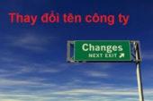 Tư vấn thủ tục thay đổi tên công ty hợp danh tại Nghệ An