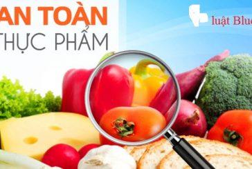 Hồ sơ đăng ký vệ sinh an toàn thực phẩm tại Nghệ An