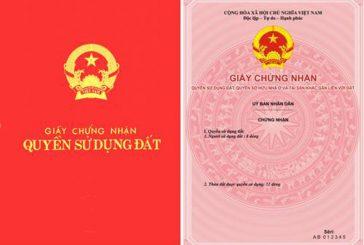 Xử lý thủ tục đất đai nhanh gọn tại Nghệ An