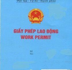 Dịch vụ xin cấp giấy phép lao động mới nhất tại Nghệ An