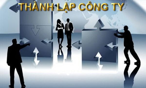 HINH ẢNH THANH LAP CONG TY
