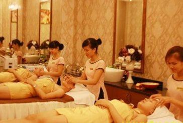 Kinh doanh dịch vụ massage tại Nghệ An