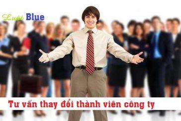 Thủ tục thay đổi thành viên công ty TNHH 2 thành viên tại Nghệ An