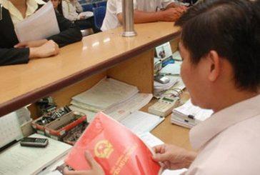Thủ tục hợp nhất thửa đất tại Nghệ An