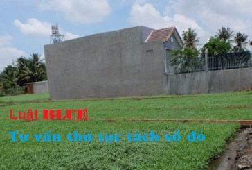 Thủ tục tách bìa đỏ tại Nghệ An