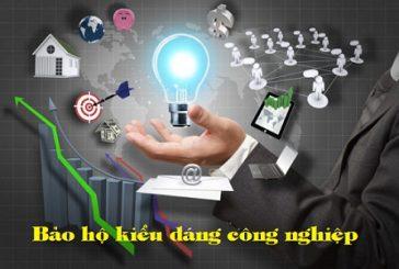 Thủ tục đăng ký bảo hộ kiểu dáng công nghiệp năm 2018 tại Nghệ An