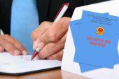 Các thủ tục cấp giấy phép lao động cho người nước ngoài tại Nghệ An