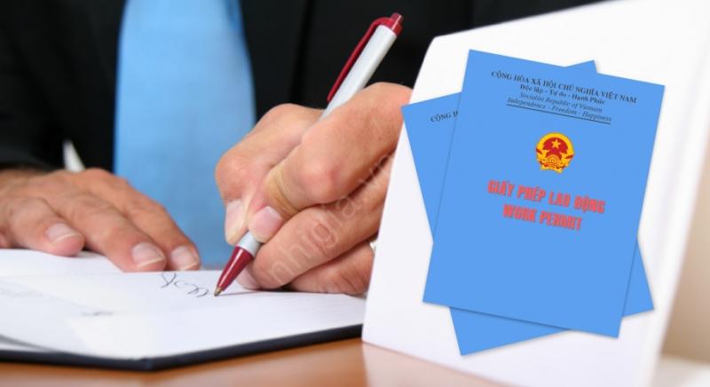 Kết quả hình ảnh cho giấy phép lao động