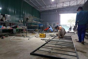 Trình tự thành lập xưởng cơ khí tại Nghệ An