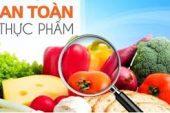 thủ tục xin cấp giấy phép an toàn vệ sinh thực phẩm